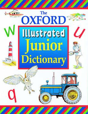 OXFORD ILLUSTRATED JUNIOR DICTIONARY