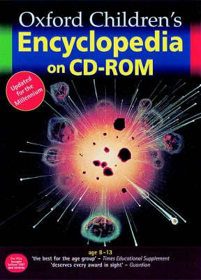 OXFORD CHILDRENS ENCYCLOPEDIA ON CD-ROM