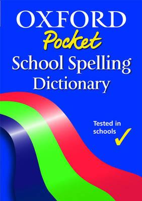OXFORD POCKET SPELLING DICTIONARY