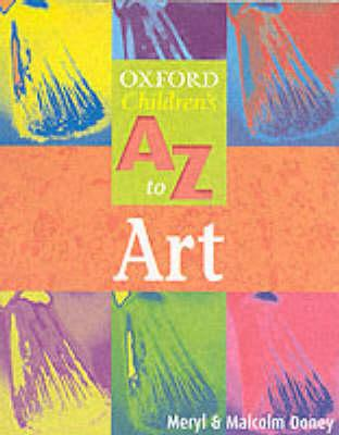 OXFORD A-Z ART