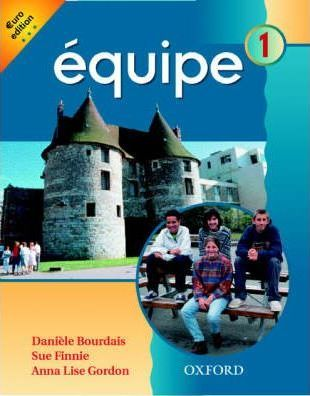 Equipe: Level 1: Student's Book 1 : Euro Edition