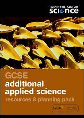 GCSE Additional Applied Science Resources & Planning Pack
