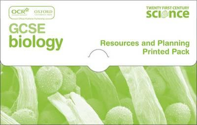 Twenty First Century Science: GCSE Biology Resources & Planning Pack