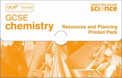 Twenty First Century Science: GCSE Chemistry Resources & Planning Pack