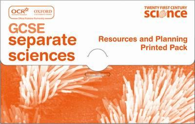 Twenty First Century Science: GCSE Separate Science Resources & Planning Pack