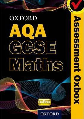 Oxford GCSE Maths for AQA: Assessment Oxbox CD-ROM