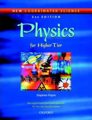 New Coordinated Science: Physics Students' Book : For Higher Tier