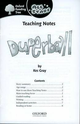 Oxford Reading Tree: All Stars: Pack 3A: Teaching Notes