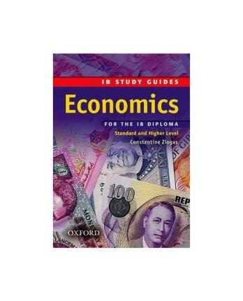 IB Study Guide: Economics for the IB Diploma: Study Guide Standard and Higher Level