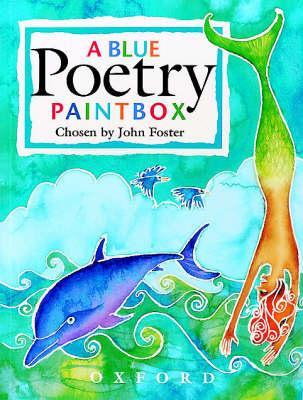 BLUE POETRY PAINTBOX