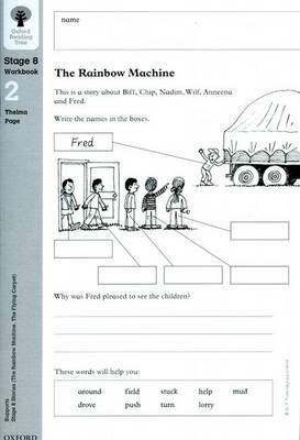 Oxford Reading Tree: Levels 8-9: Workbook Approval Set