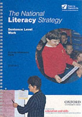 National Literacy Strategy Activity Resource Banks: Sentence Level Activity Resource Bank Module 3
