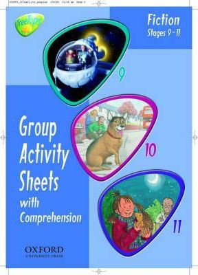 Oxford Reading Tree: Stages 9-11: TreeTops: Group Activity Sheets with Comprehension: Book 1