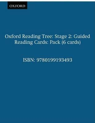 Oxford Reading Tree: Stage 2: Guided Reading Cards: Pack (6 Cards)