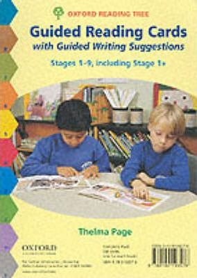 Oxford Reading Tree: Stages 1-9: Guided Reading Cards: Class Pack (60 cards): Guided Reading Cards Complete Pack