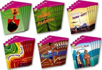 Oxford Reading Tree: Level 10: Treetops Non-Fiction: Pack (36 books, 1 of each title)
