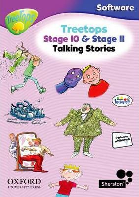 Oxford Reading Tree: Levels 10-11: Treetops Talking Stories: CD-ROM Single User Licence