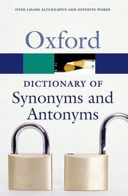 Dictionary Of Synonyms And Antonyms Pdf