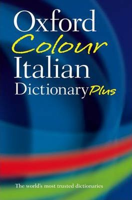 Oxford Colour Italian Dictionary Plus