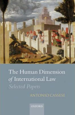 The Human Dimension of International Law