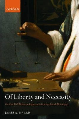 of liberty and necessity harris james a