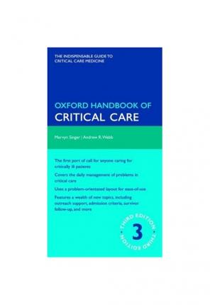 Oxford Handbook of Critical Care