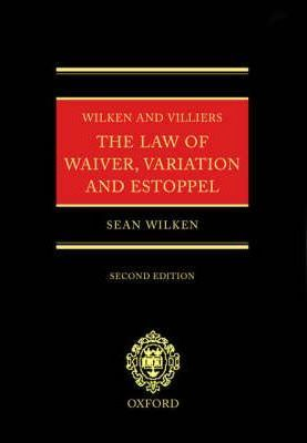 waiver and estoppel