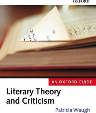 Free Literary Theory And Criticism An Oxford Guide Pdf Epub