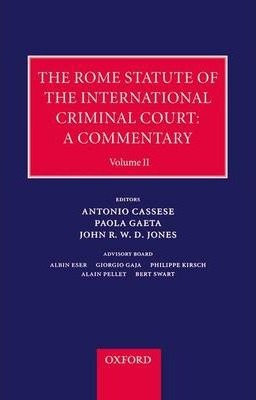 The Rome Statute of the International Criminal Court