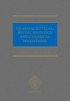 Pharmaceutical, Biotechnology and Chemical Inventions