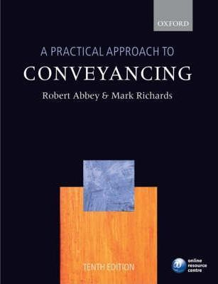 A Practical Approach to Conveyancing