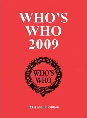 Who's Who 2009