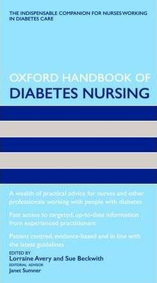 Oxford Handbook of Diabetes Nursing