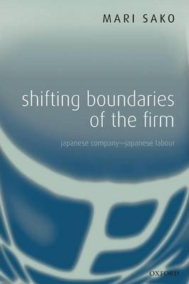 Shifting Boundaries of the Firm