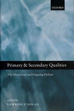 Primary and Secondary Qualities