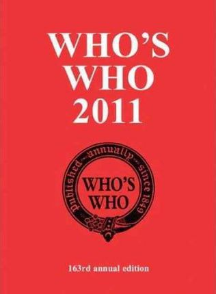 Who's Who 2011