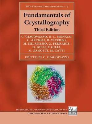 Fundamentals of Crystallography
