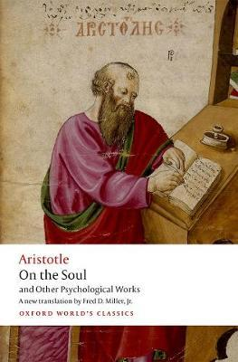 On the Soul : and Other Psychological works
