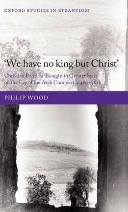 We Have No King But Christ