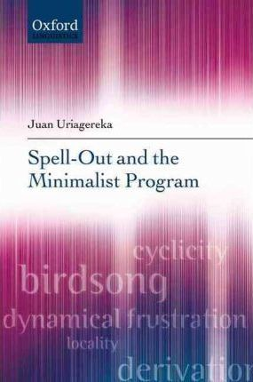 Spell-Out and the Minimalist Program