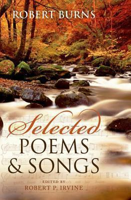 Selected Poems And Songs Robert Burns 9780199603923