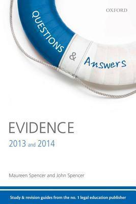 Questions & Answers Evidence 2013-2014