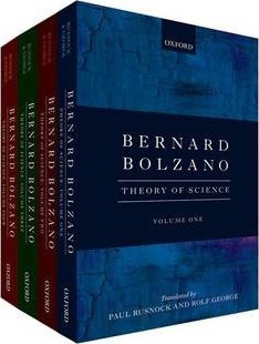 Bernard Bolzano: Theory of Science