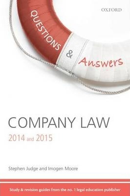 Questions & Answers Company Law 2014-2015