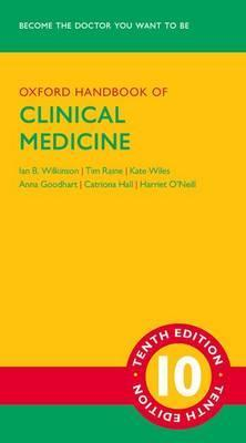 Oxford Handbook of Clinical Medicine Cover Image