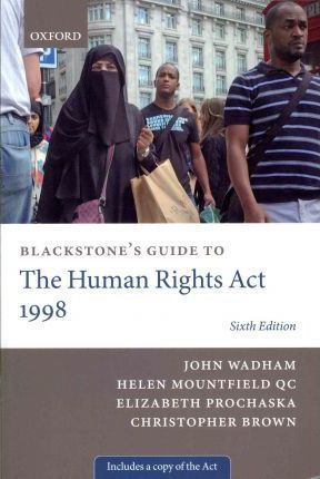 Human rights act guide giveaway.