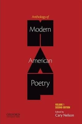 Anthology of Modern American Poetry