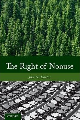 The Right of Nonuse