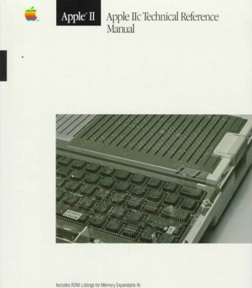 Apple IIC Technical Reference Manual