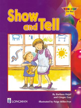 Show and Tell Storybook 1, English for Me!